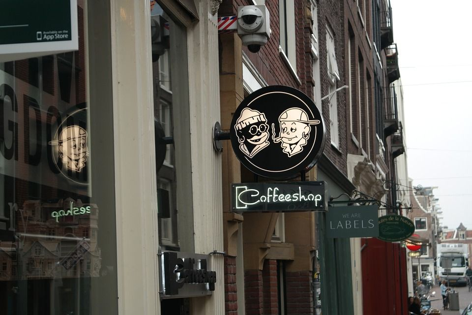 consumir coffee shops